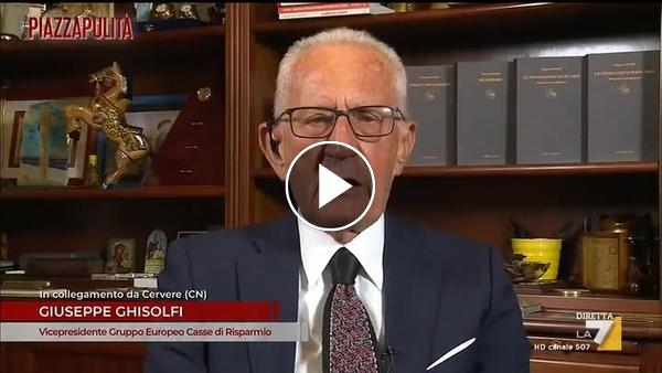 """Banche, Ghisolfi (ESBG): """"Il governo ha scaricato i problemi sulle banche"""""""