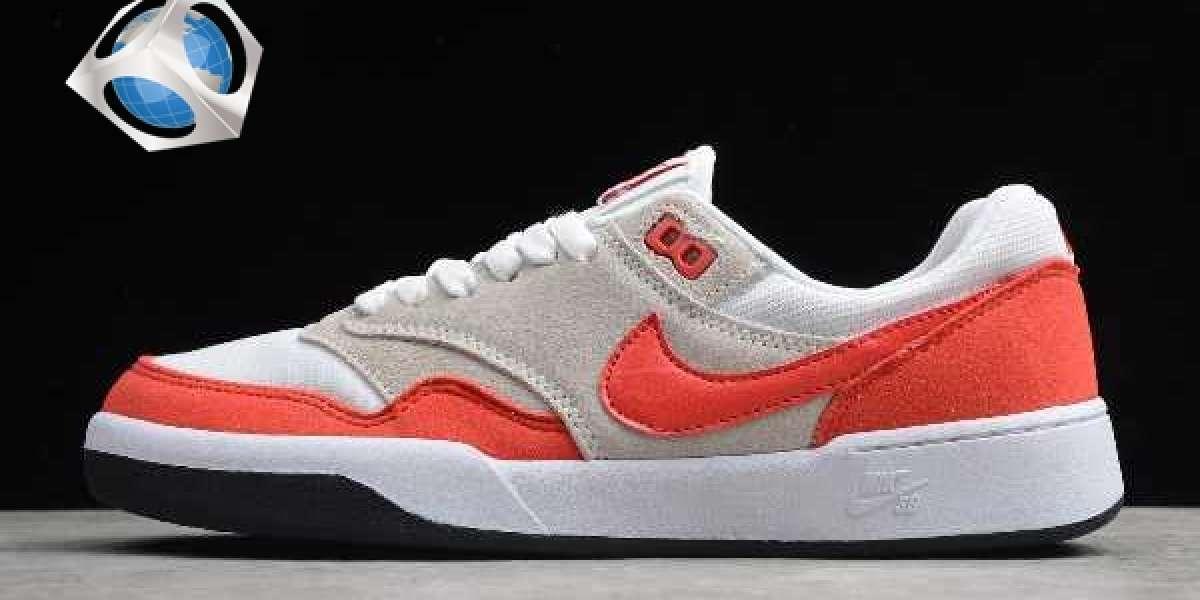 "Nike SB GTS Return ""Air Max 1"" Sport Red/Pure Platinum-Black 2020 CK3464-600 For Sale Online"