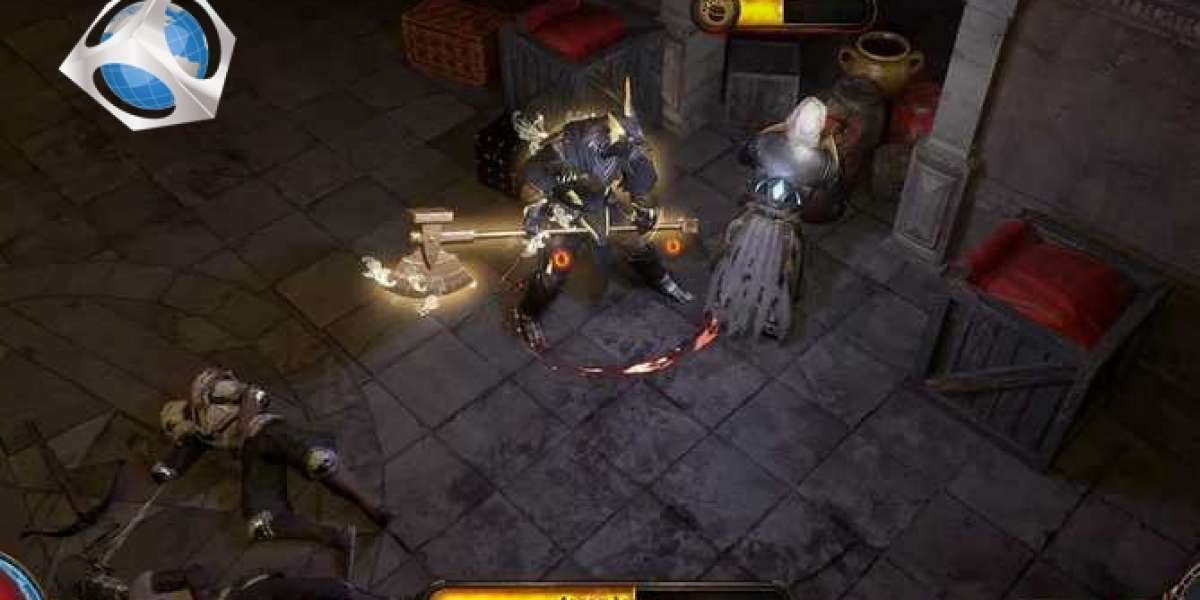 Path of Exile: Some introduction to the League of Heist