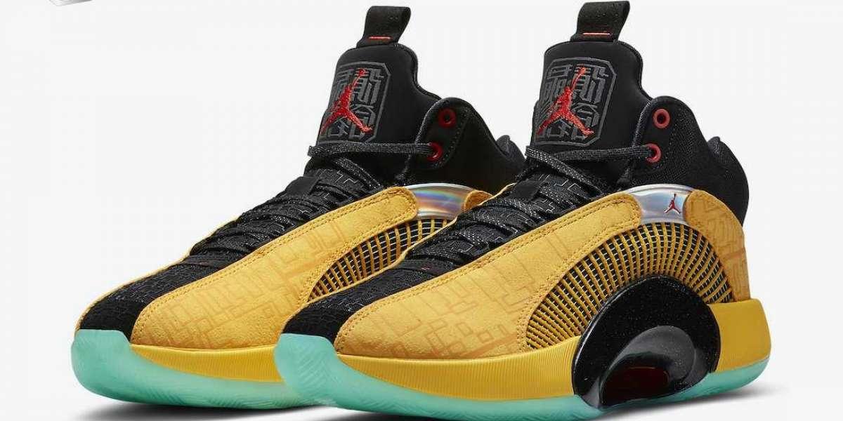 "Nike Air Jordan 35 FC PF ""Dynasties"" Basketball Shoes DD3044-700"
