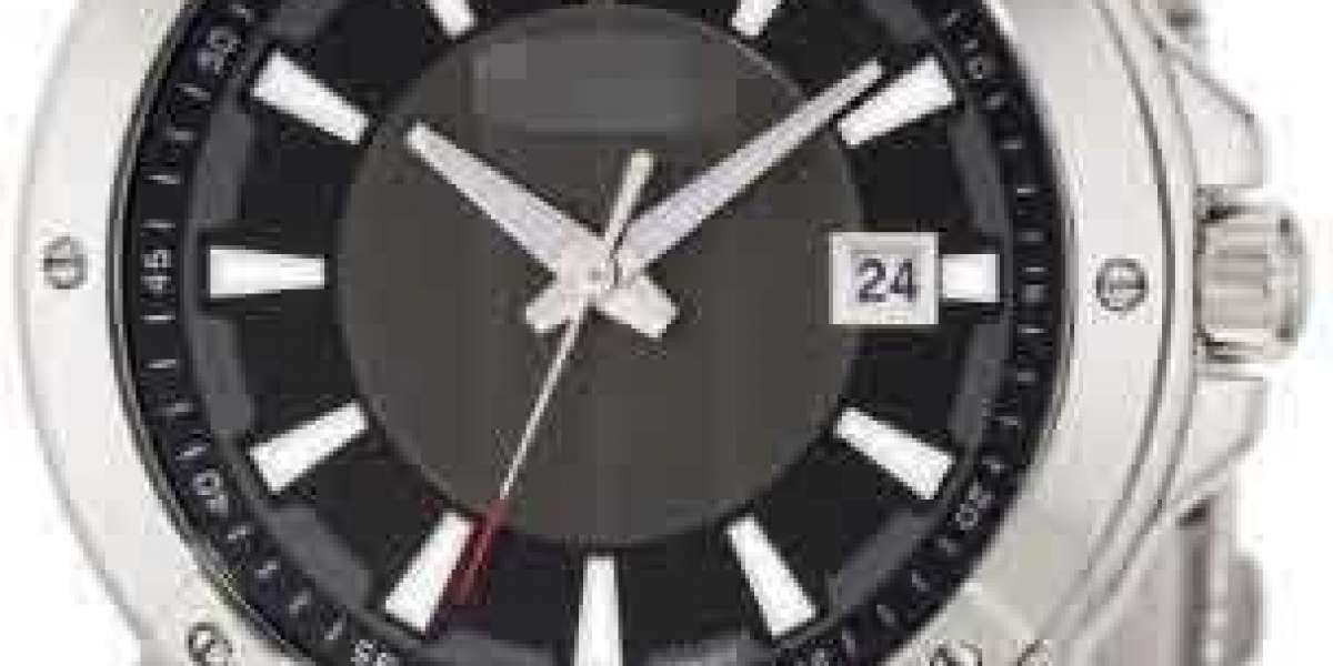 Customize Affordable Elegance Black Watch Dial