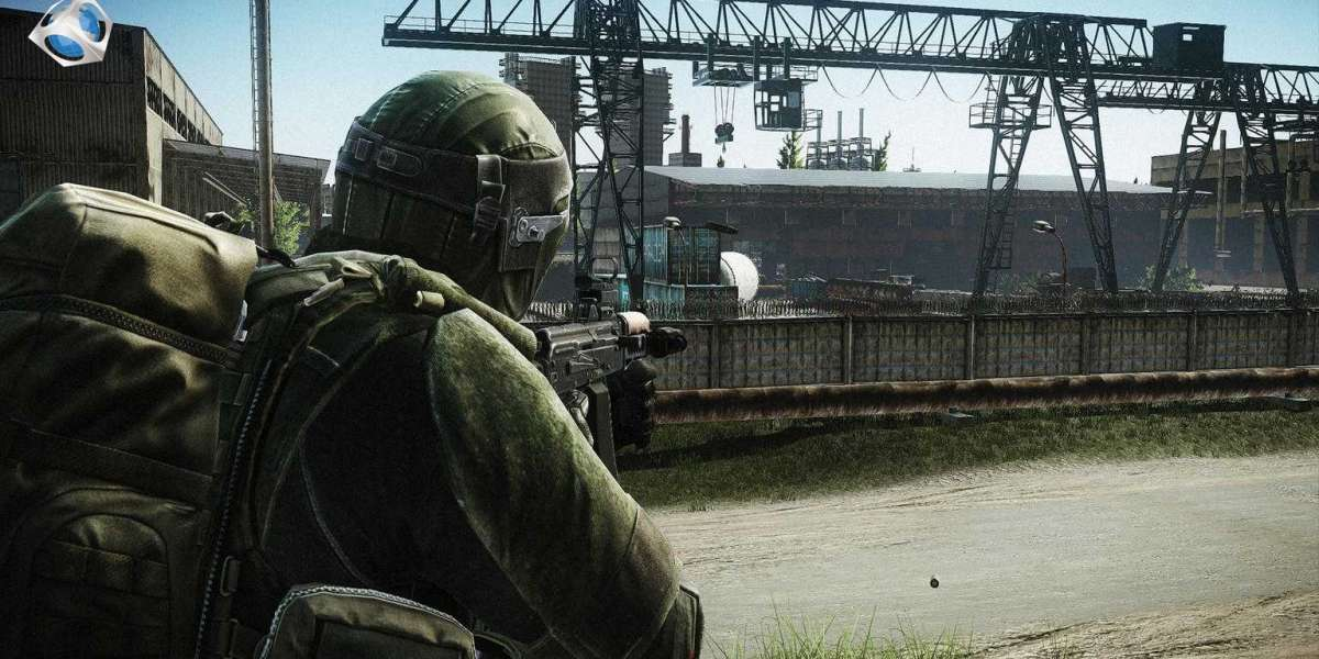 Escape From Tarkov has been out as an aboriginal admission