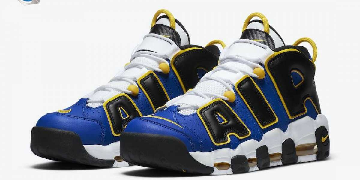 """New 2020 Nike Air More Uptempo """"Peace, Love, Basketball"""" DC1399-400 To Release On October 22th"""