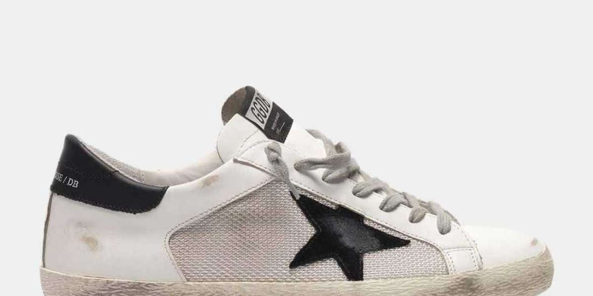 Golden Goose Superstar Sneakers the