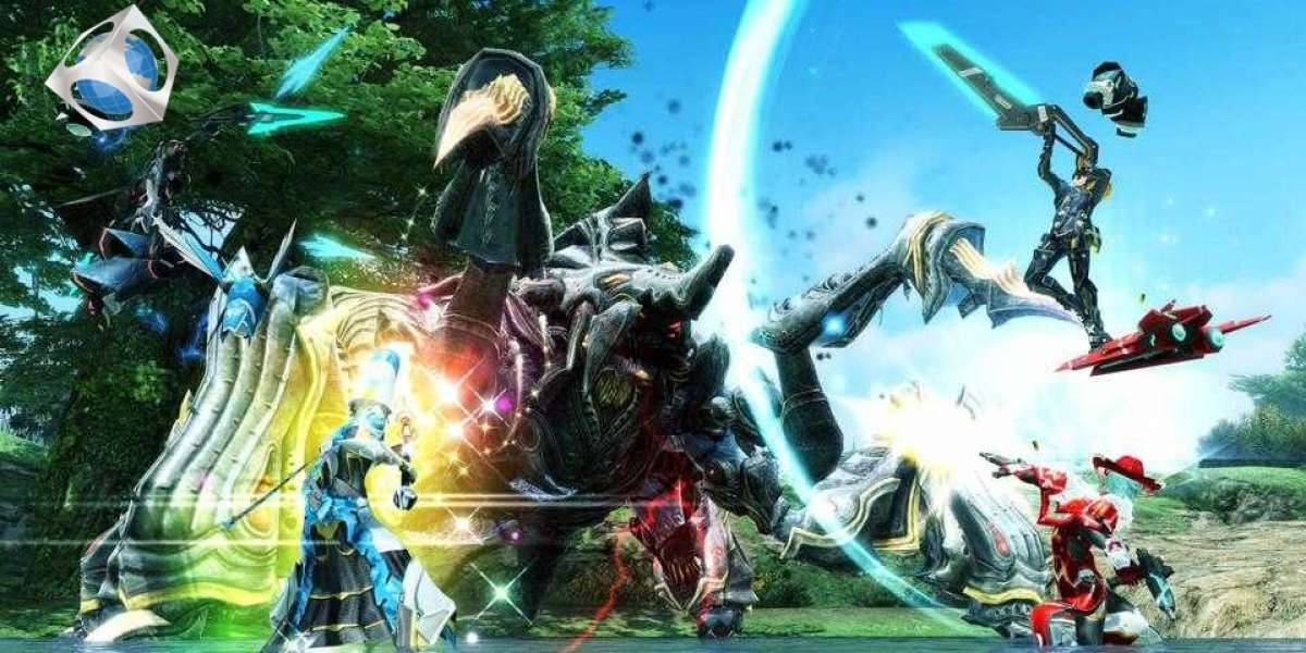 Phantasy Star Online 2 is currently free-to-play on the Xbox One
