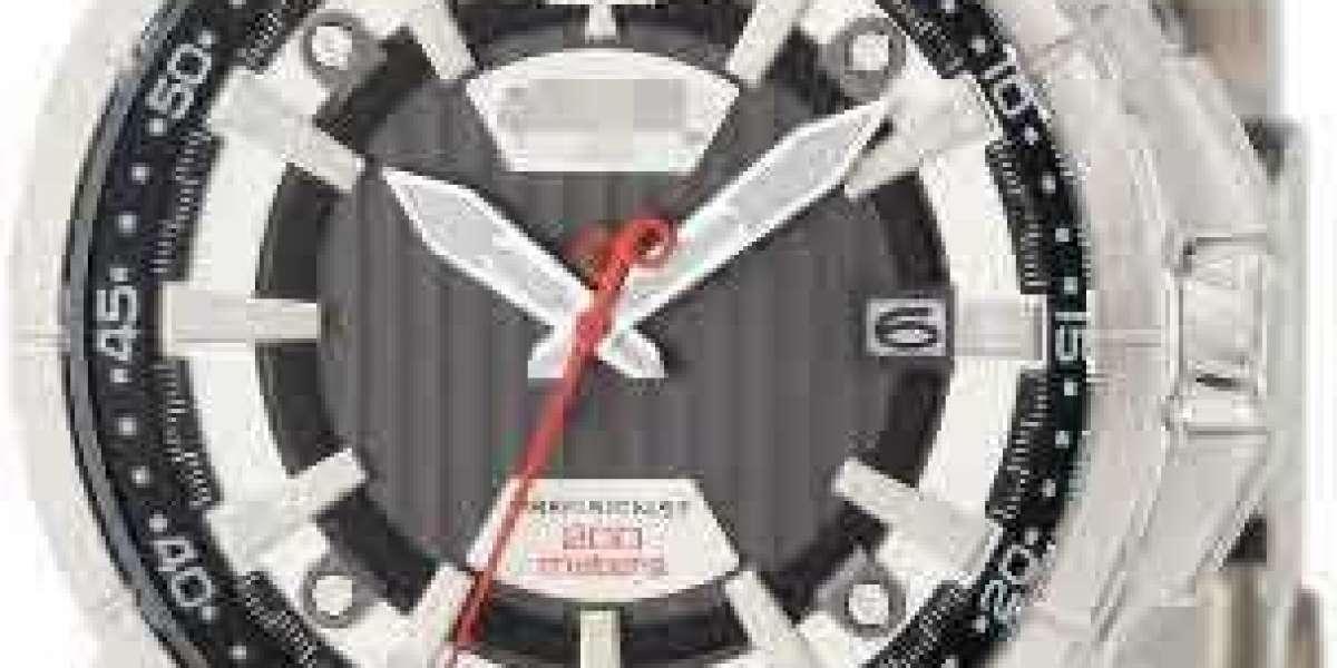 Customize Bargain Elegance Grey Watch Dial