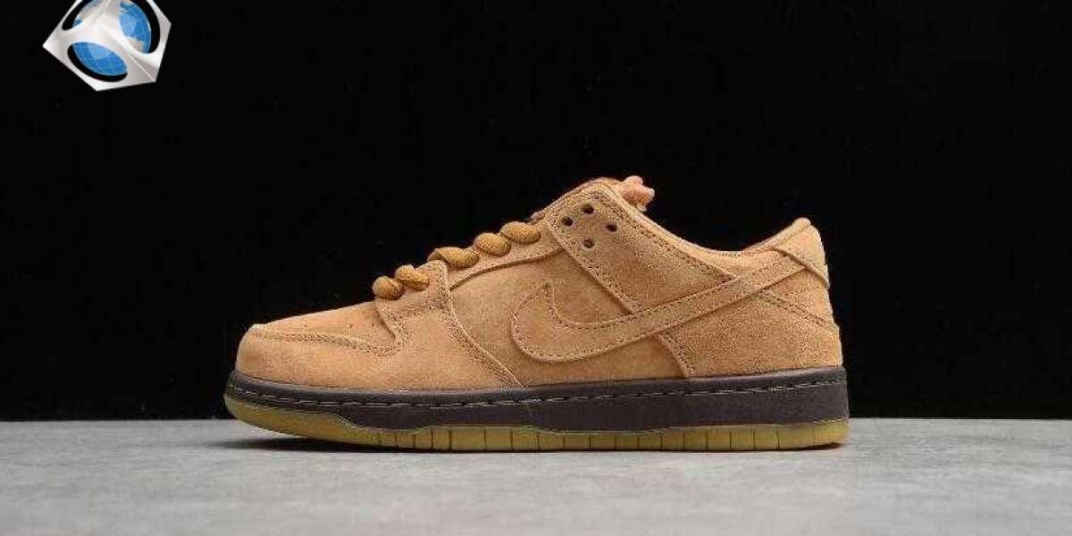 Cheap Sale Nike SB Dunk Low Pro Wheat Mocha for Black Friday