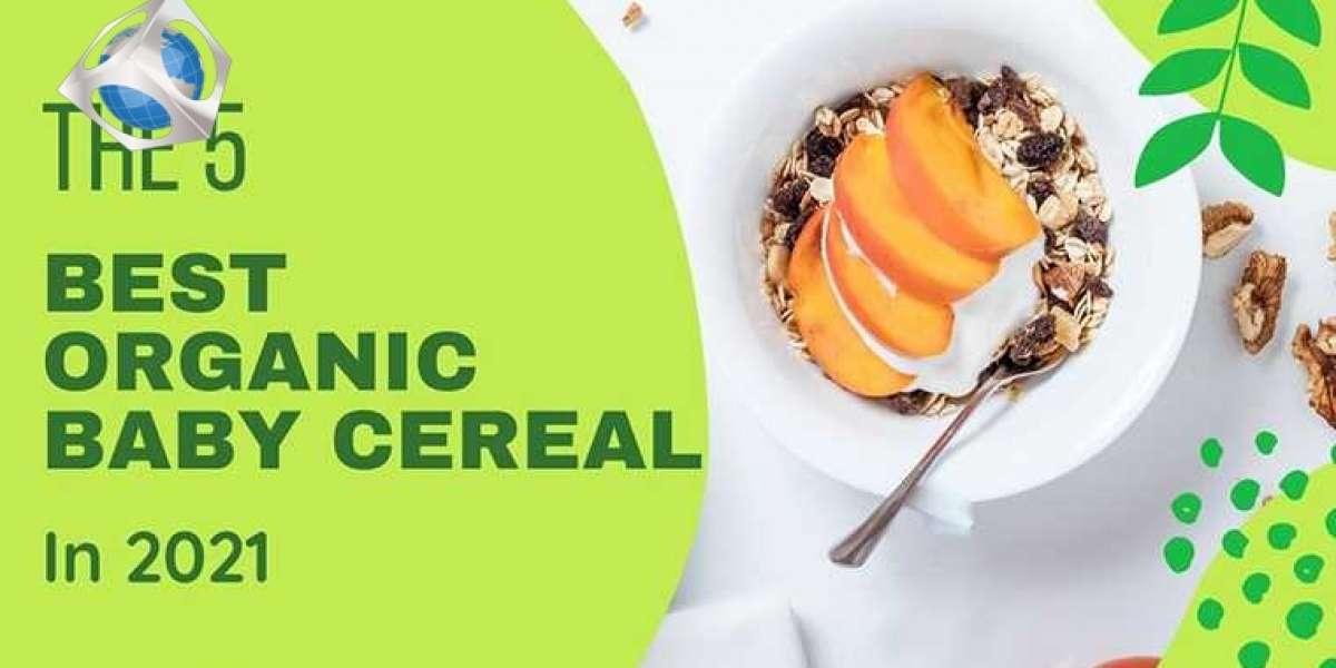 The 5 Best Organic Baby Cereals in 2021