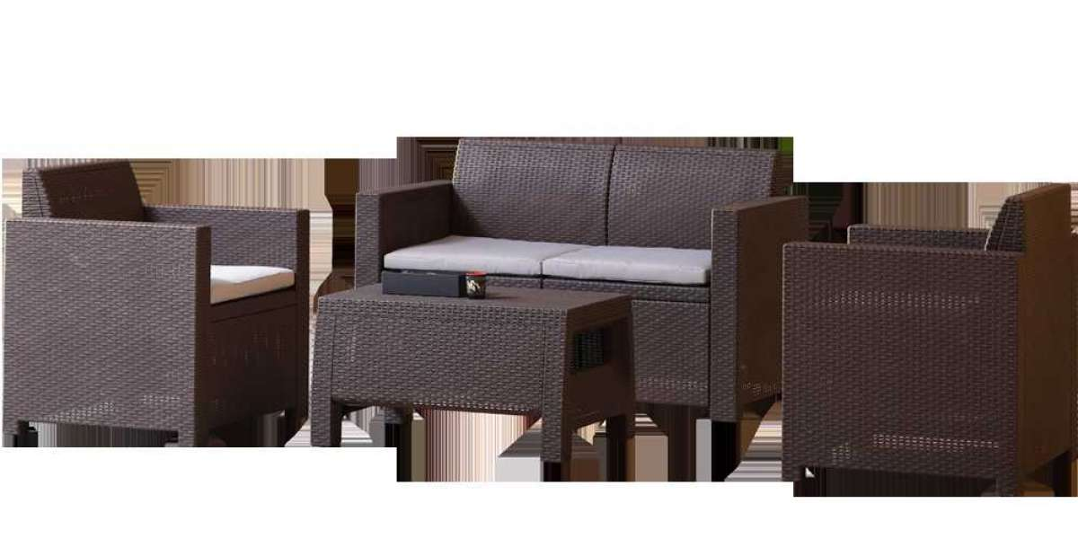 What's the Advantages of Outdoor Rattan Set