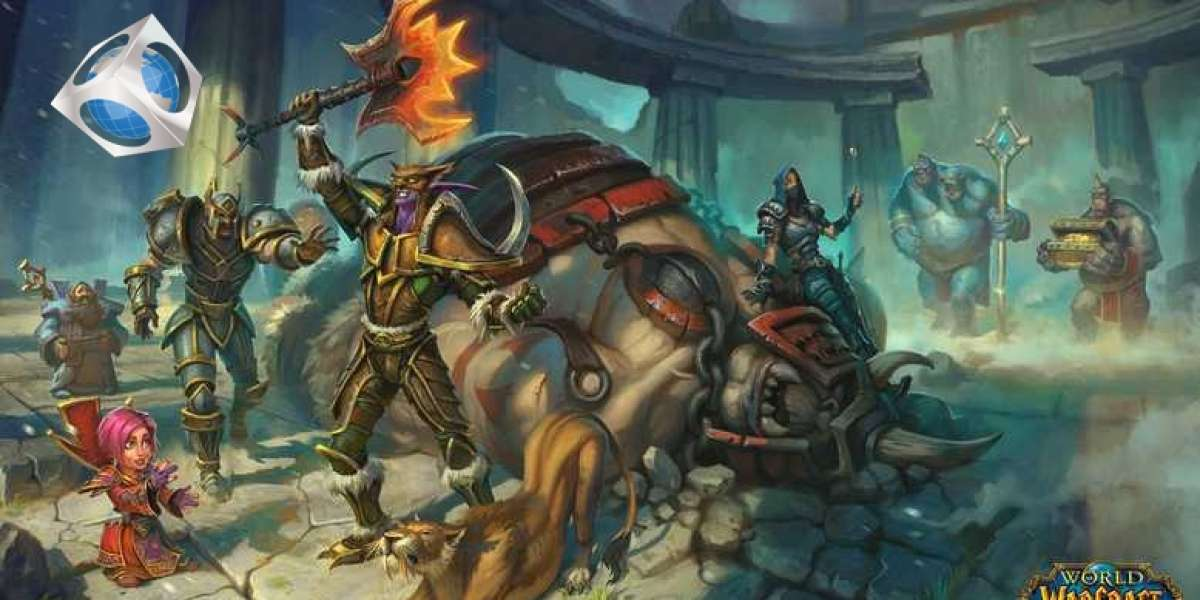 Blizzard applies layering technology in World of Warcraft