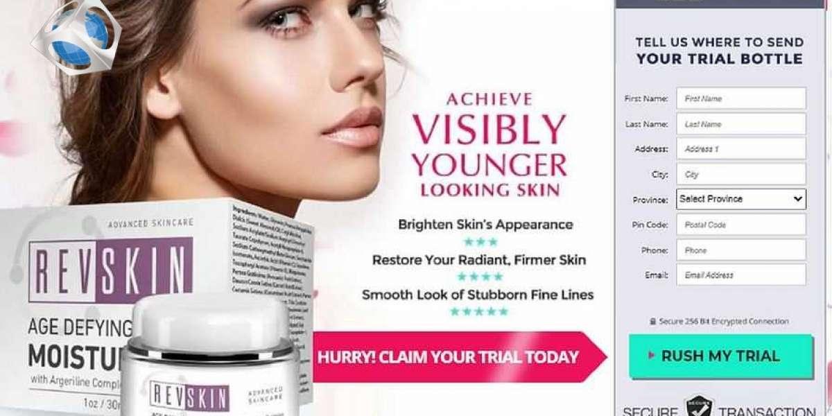 RevSkin Give Hydrate & Bright Skin!