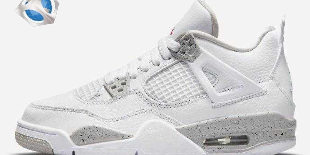 When Will the Air Jordan 4 White Oreo to Debut ?