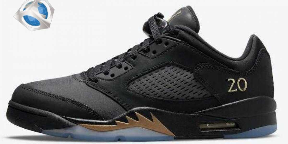 """Air Jordan 5 Low Wings """"Class of 2020-2021"""" Will Release Next Month"""