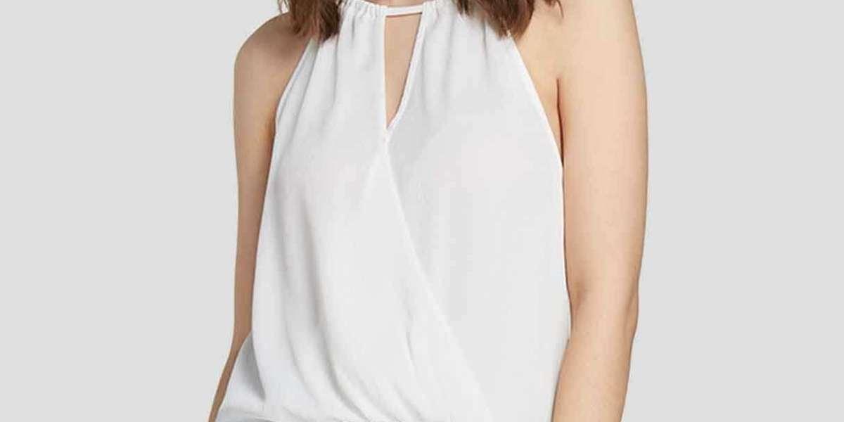 Square Neck Geometrical Long Sleeve Navy Plus Size Dress