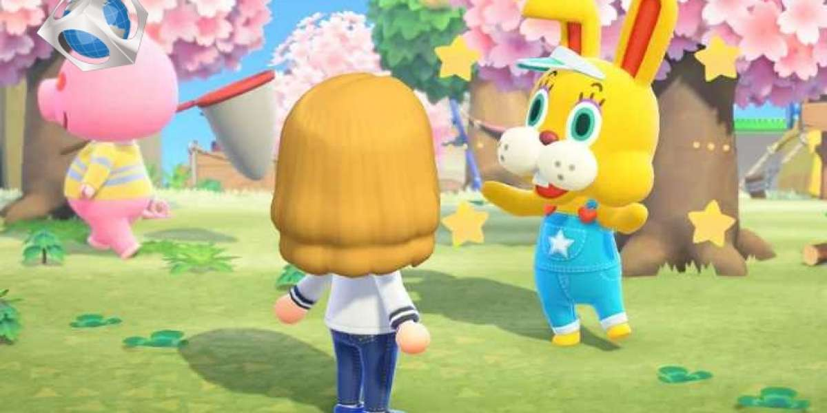 The Animal Crossing New Horizons series will be available beginning
