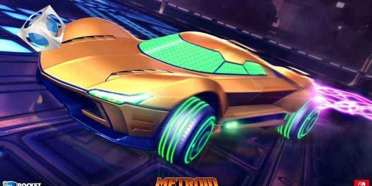 Rocket League has a robust buying and selling system