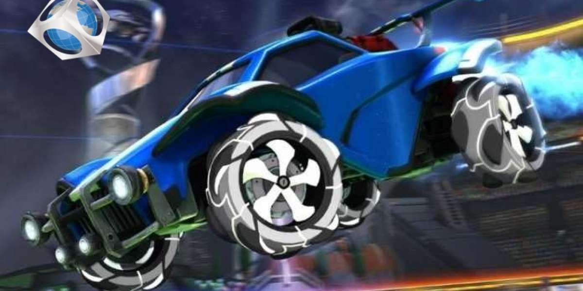 Rocket League dropped the Rocket League Items trailer for its in