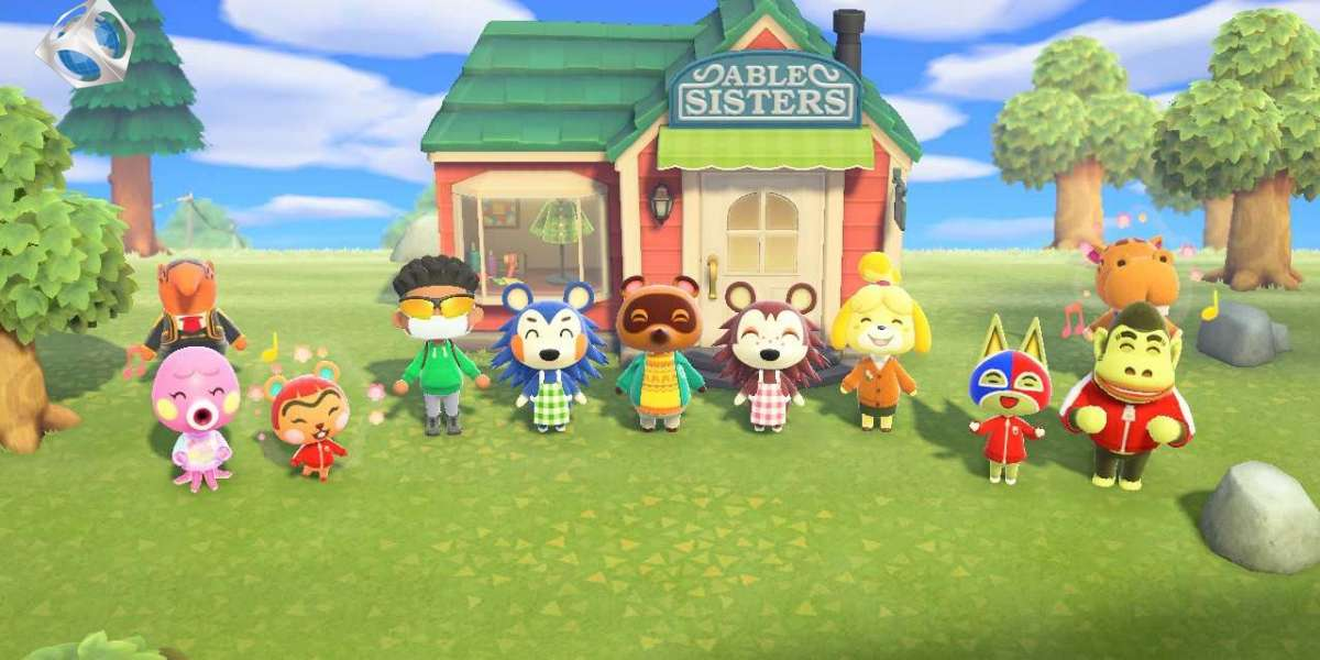 This is the first time Nintendo is providing the Animal Crossing