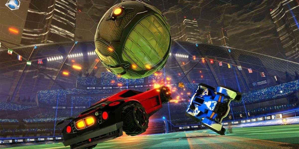 Psyonixs hit Rocket League sport becomes free to play beginning