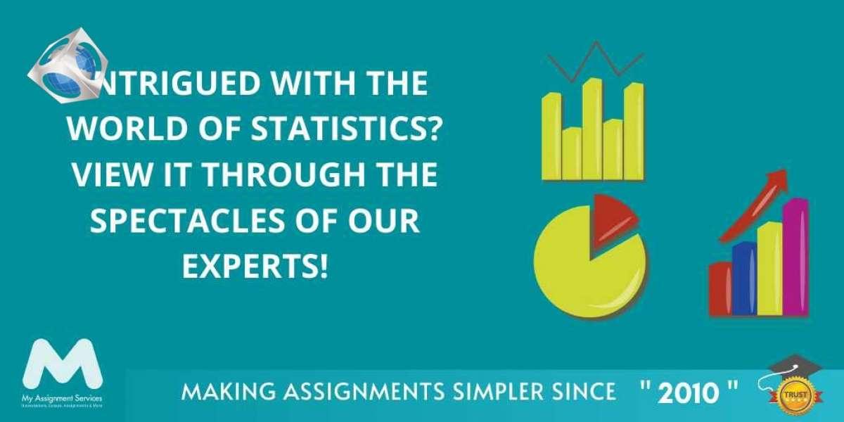 Statistical Analysis and Statistics Homework help