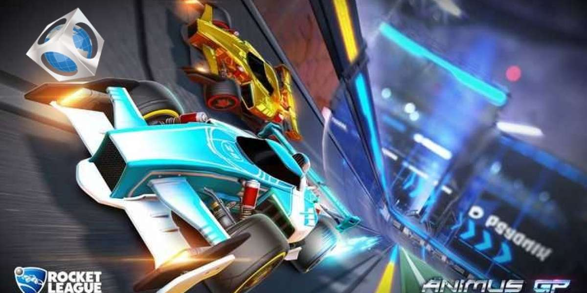 Rocket League has been large into EDM ever because the identify
