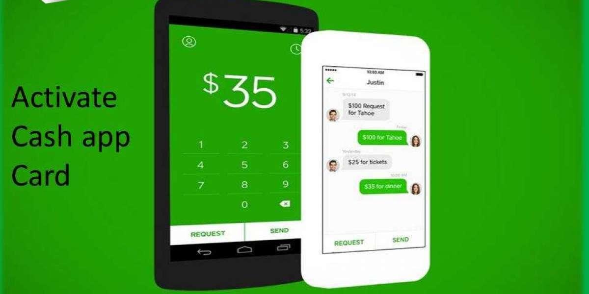 Activate cash app card without QR code