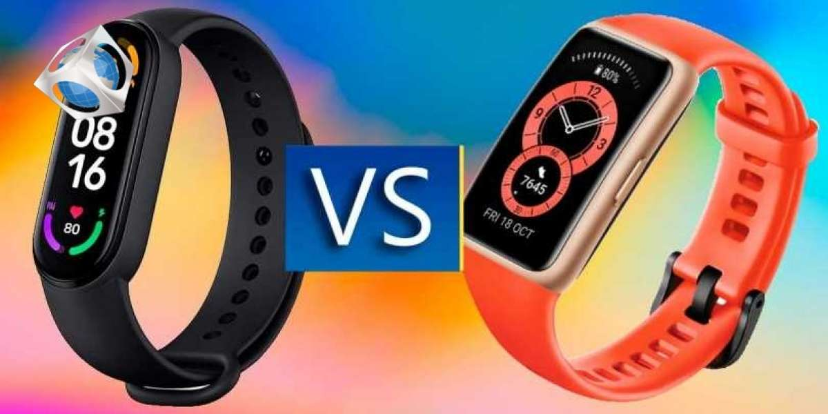 Почему Apple Watch 6 лучше Xiaomi Mi Band 6?