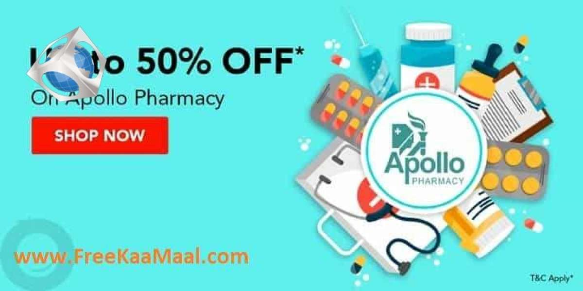 Buy The Best Medicines Online With Apollo Pharmacy Coupons