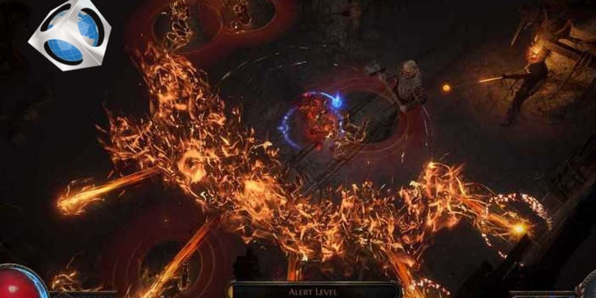 Path of Exile: Choosing the right class is hard