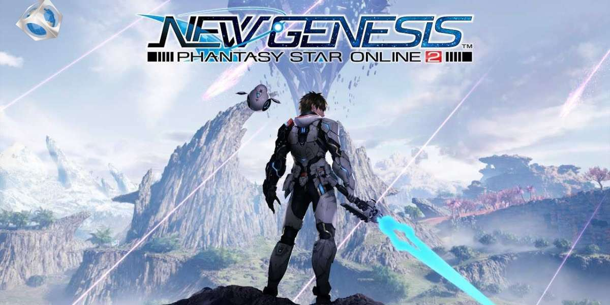 Phantasy Star Online 2: New Genesis Is A Brand New Game