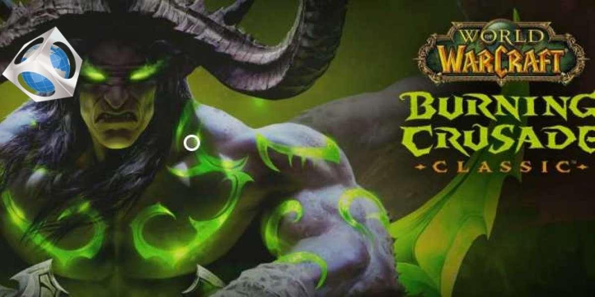 Get Power Infused Mushroom skills in WOW: Burning Crusade Classic