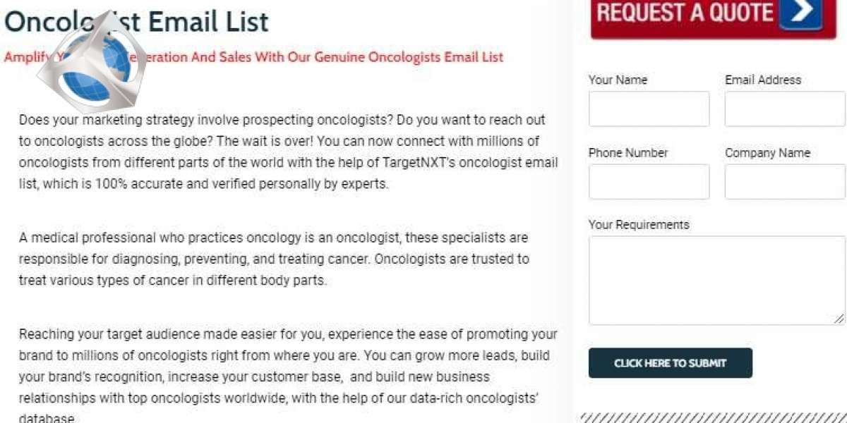 Oncologists Mailing List