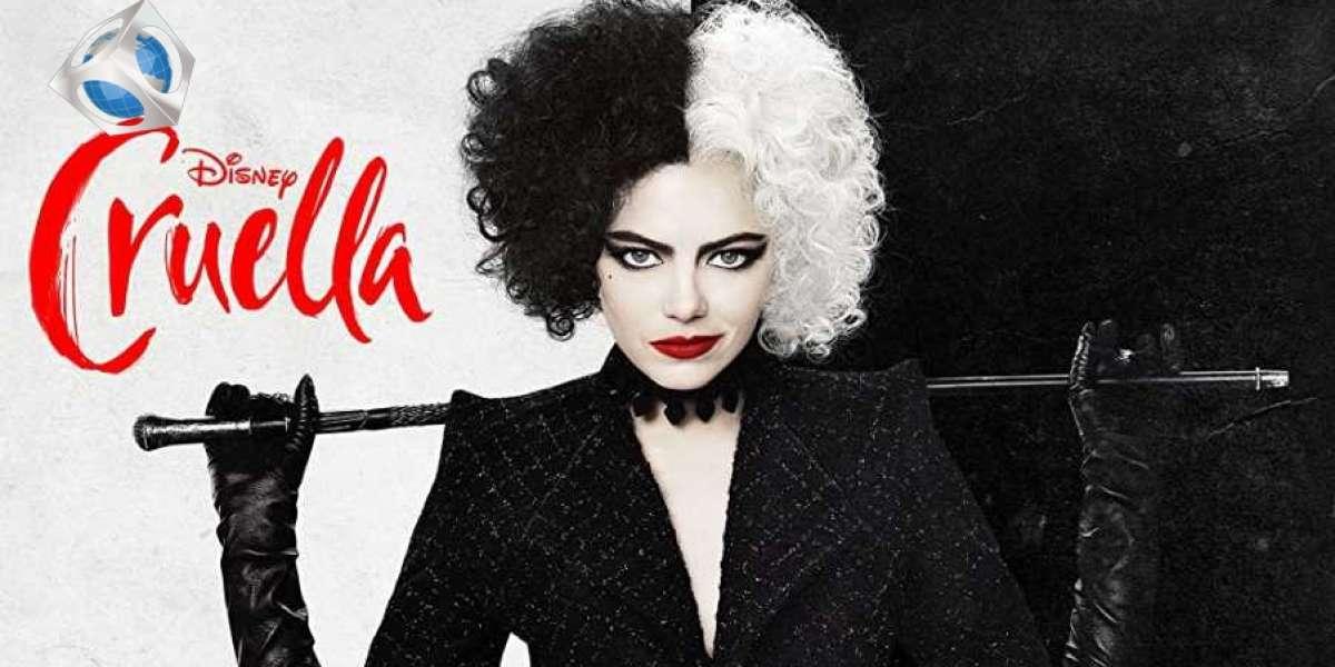 『ℂℤ』▷ Cruella filmy ©~(2021) celý film Dabing Online|s titulky