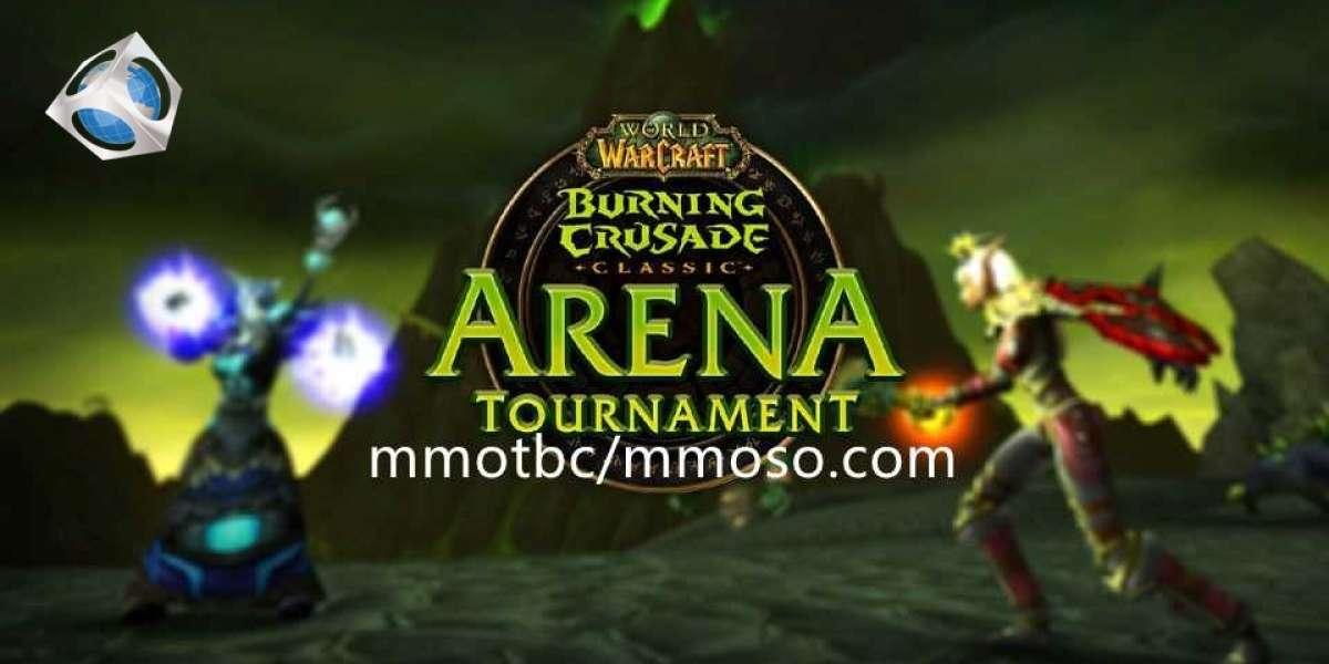 Arenas: Important Feature in Burning Crusade Classic