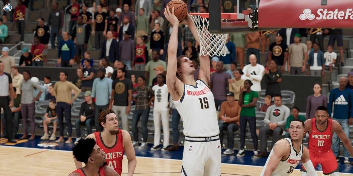 According to NBA 2k21, player statistics ran NBA playoff teams between 8 and 5.