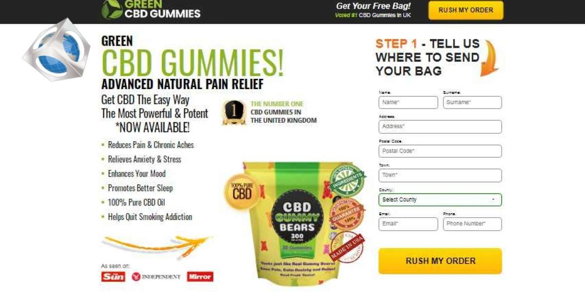 Green CBD Gummy Bears-reviews-price-buy-gummies-benefits-Where to buy
