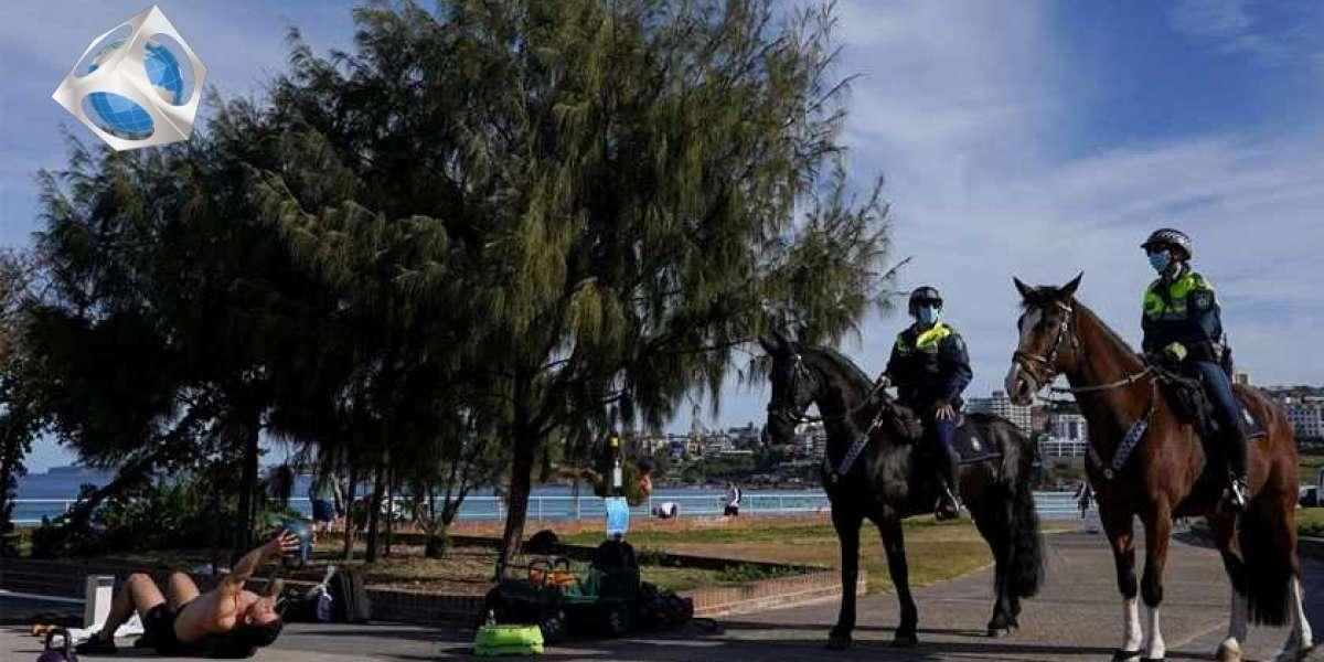 Australia extends Sydney's coronavirus lockdown for one more month