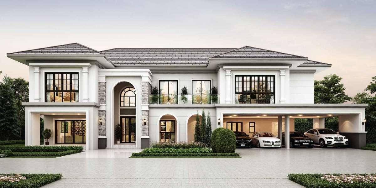 build a house บริษัทรับสร้างบ้าน