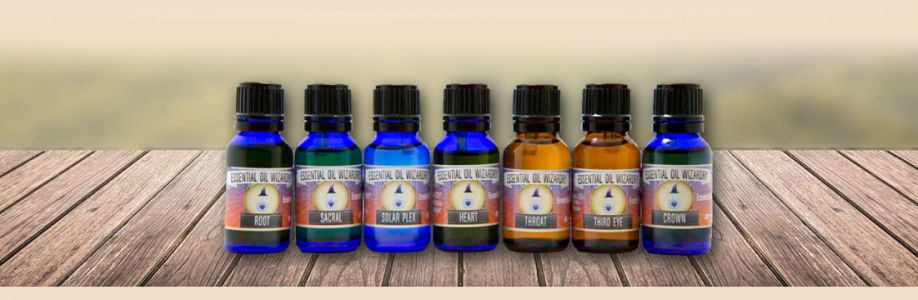 Essential Oil Wizardry Cover Image