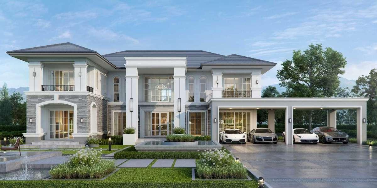 build a new house บริษัทรับสร้างบ้าน