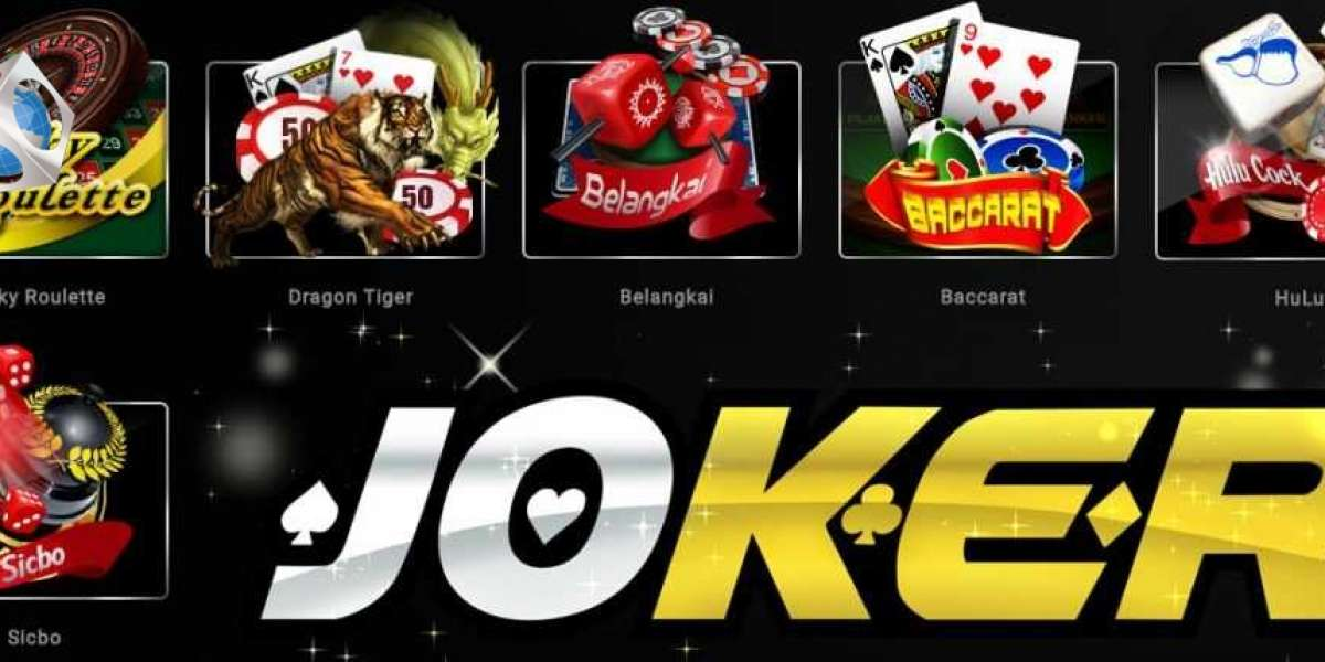 Provider games online terbaik masa kini, joker gaming