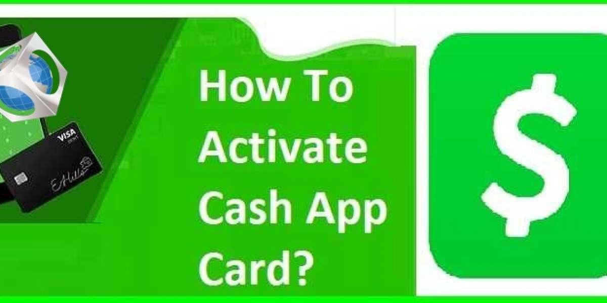 Cash App Card Activation Process With A QR Code