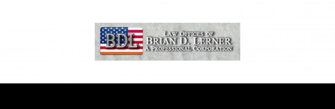 Brian. D Lerner Cover Image