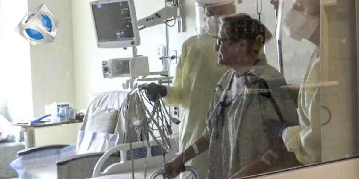 Overwhelmed by COVID-19: A day inside a Louisiana hospital