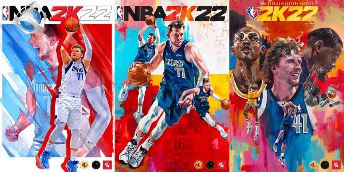 NEW CITY & NEW NEIGHBORHOOD——NBA 2K22