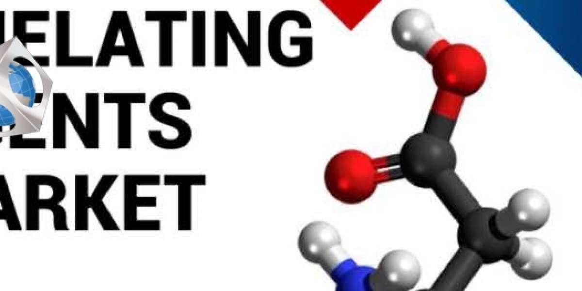 Chelating Agents Market  Research Report, Share, Statistics, Analysis, Future Demand, Trends, Opportunities, Segmentatio