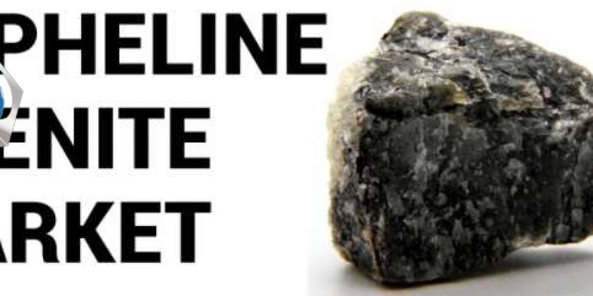 Nepheline Syenite Market Share, Size, Analysis, Trends, Opportunities Outlook and Forecast by 2027