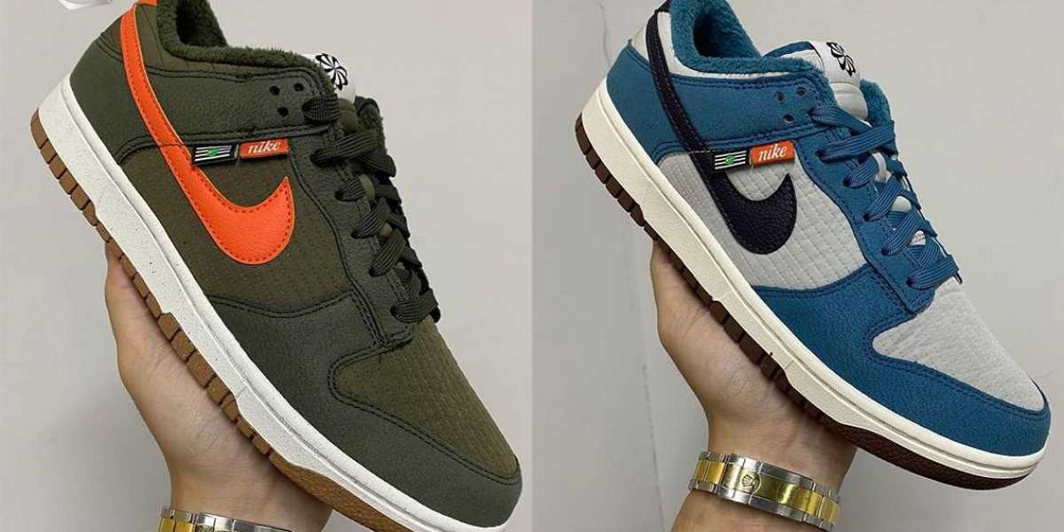 """2021 Nike Dunk Low """"Toasty"""" is coming"""