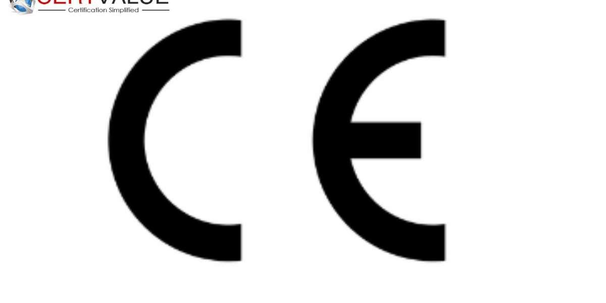CE Mark Certificate Product Certification