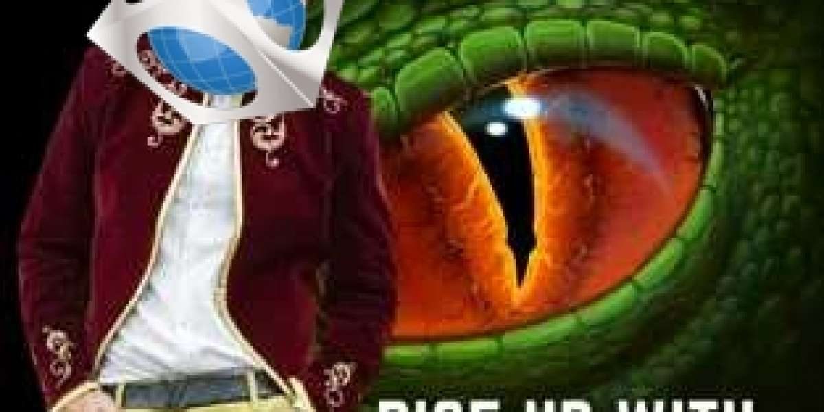 RISE UP with Dragon